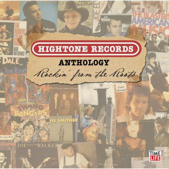 Hightone Records Anthology: Rockin' From The Roots (2cd) (c Slipcase)