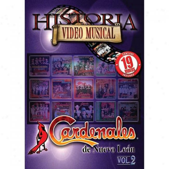 Historia Video Musical, Vol.2 (music Dvd) (amaray Case)
