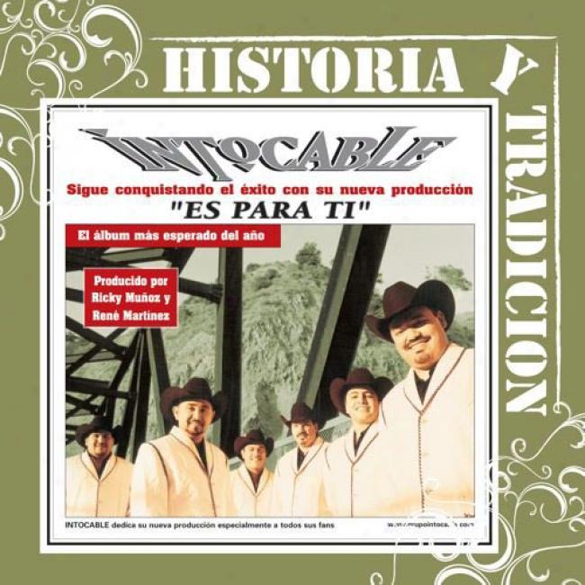Historia Y Tradicion: Es Para Ti (cd Slipcase)