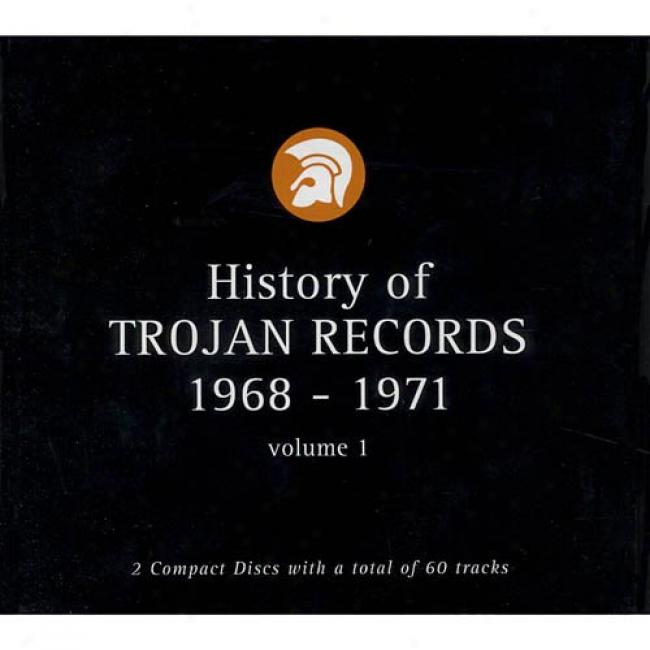 History Of Trojan Records, Vol.1: 1968 - 1971 (2cd) (digi-pak)