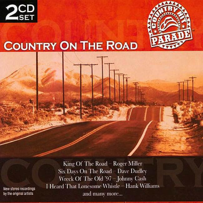 Hit Parade: Country On The Road (2 Disc Box Set)