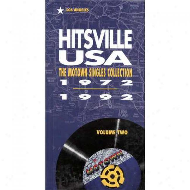 Hitsville Usa: The Mowtown Singles Collectioj 1972-1992, Vol.2 (4 Disc Box Set)