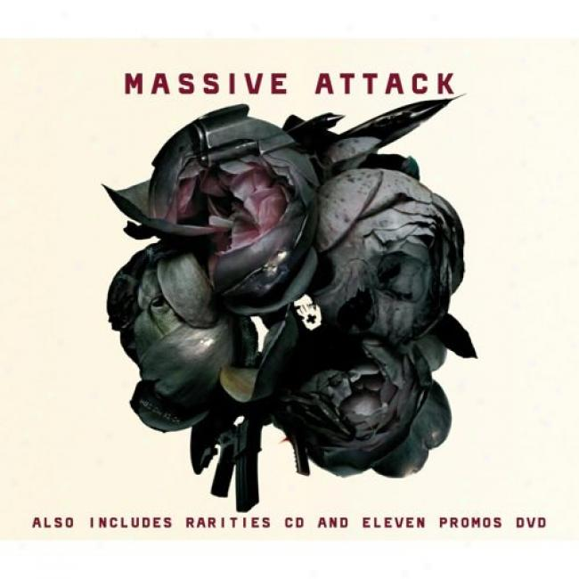 Holiday Giftpack: Massive Attack (2cd) (includes Dvd) (digi-pak) (cd Slipcase)