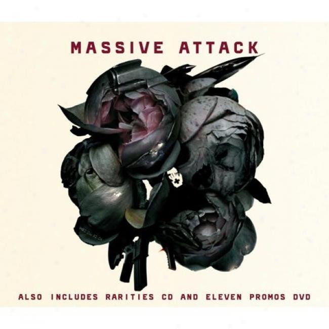 Holiday Giftpack: Massive Attack (2cd) (includes Dvd) (digi-pak) (cd Slipcase)