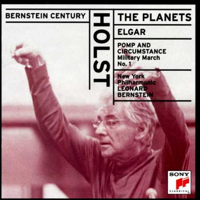 Holst: Te Planets/elgar: Pomp And Circumstance Marches