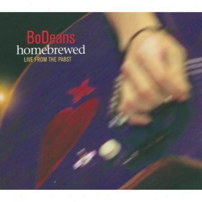 Homebrewed: Live From The Pabst (2cd) (digi-pak)
