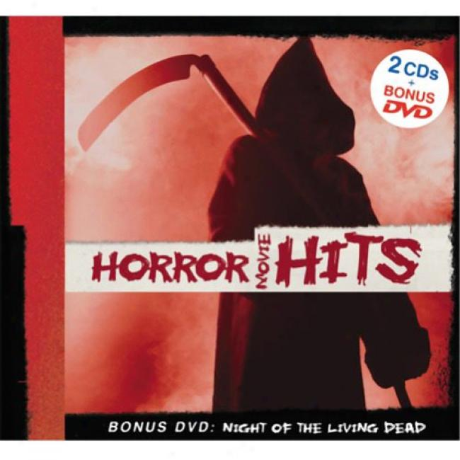 Horror Movie Hits (2cd) (includes Dvd) (digi-pak)