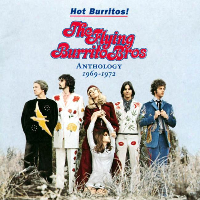 Hot Butritos! Anthology 1969-1972 (2cd) (remaster)