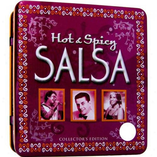 Irascible & Spicy Salsa (collector's Edition) (3 Disc Box Set)