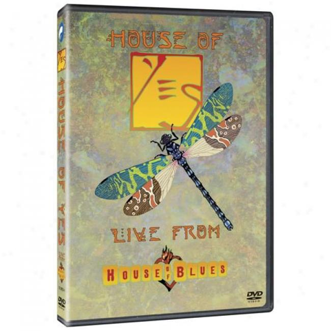 House Of Yes: Live From House Of Blues (music Dvd) (amaray Case)