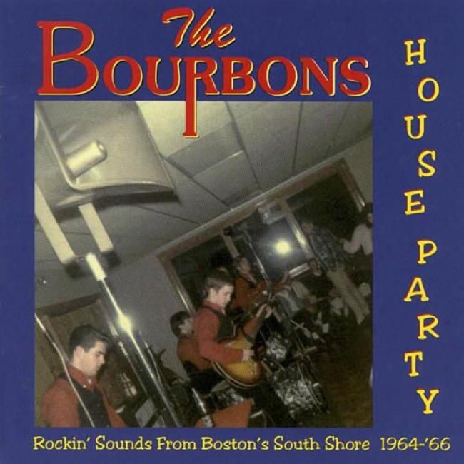 House Party 1964 -'66: Rockin' Sounds From Boxton's South Shore