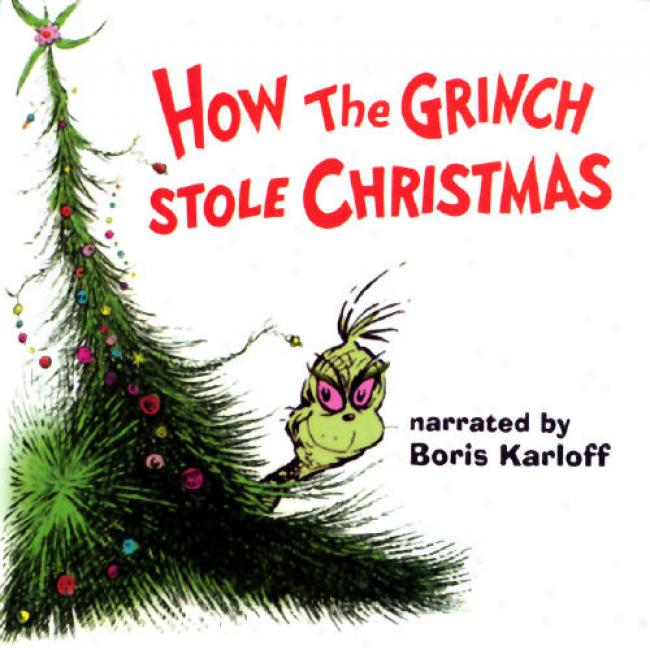 How The Grinch Stole Christmas Soundtrack (remaster)