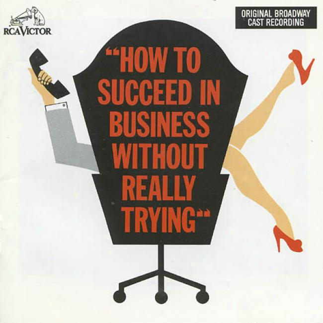 How To Succeed In Business In the absence of Really Trying Soundtrack