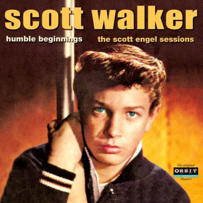 Humble Beginnings: The Scott Engel Sessions (remaster)