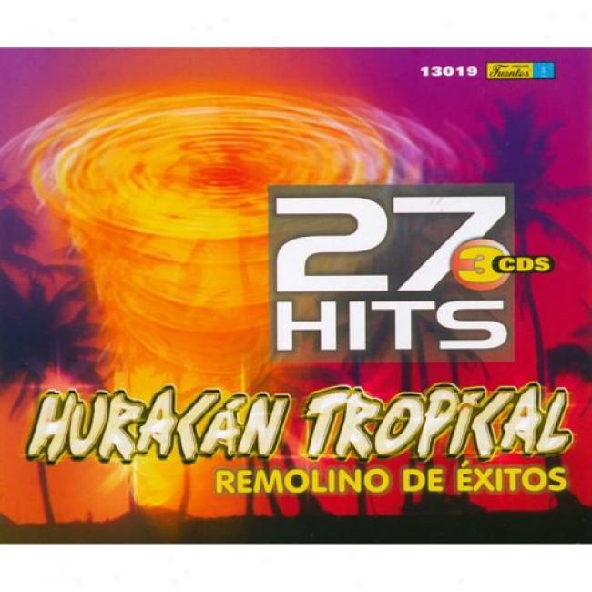 Huracan Tropical: Remolino De Exitos (3 Disc Box Set)