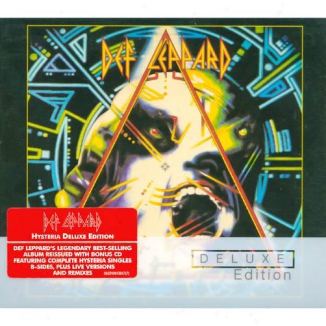 Hysteria (deluxe Edition) (2cd) (digi-pak) (cd Slipcase) (remaster)