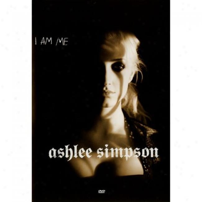 I Am Me (wal-mart Excluding Dvd) (amaray Cas)e