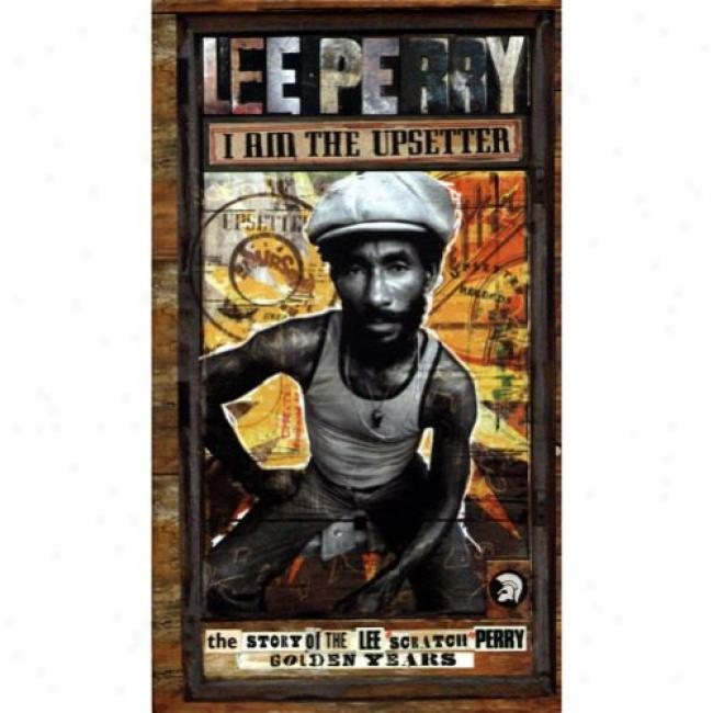 I Am The Upsetter: The Story Of The Lee Scartch Perry - Golden Years (box Set) (remaster)