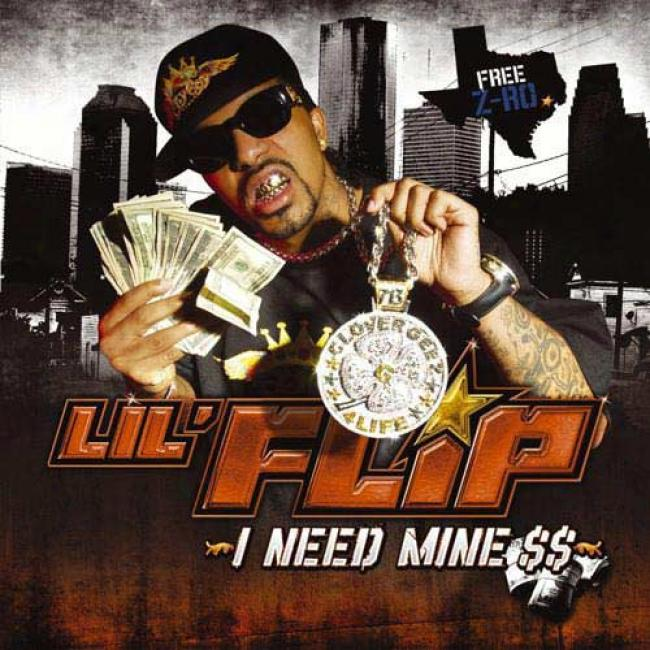 I Need Mine $$ (edited) (limited Edition) (2cd)