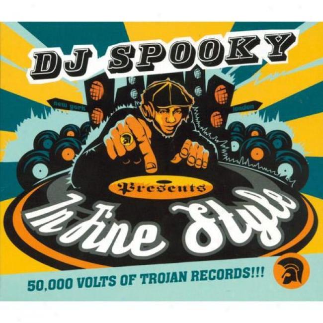 In Fine Style: 50,000 Volts Of Trojan Records!!! (2cx) (cd Slipcase)