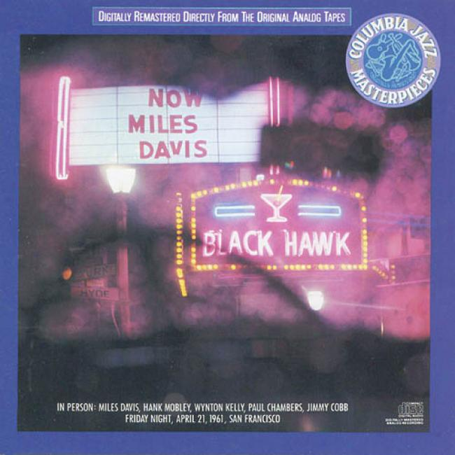 In Person: Friday Night At Blackhawk, San Francisco, Vo.i (demaster)