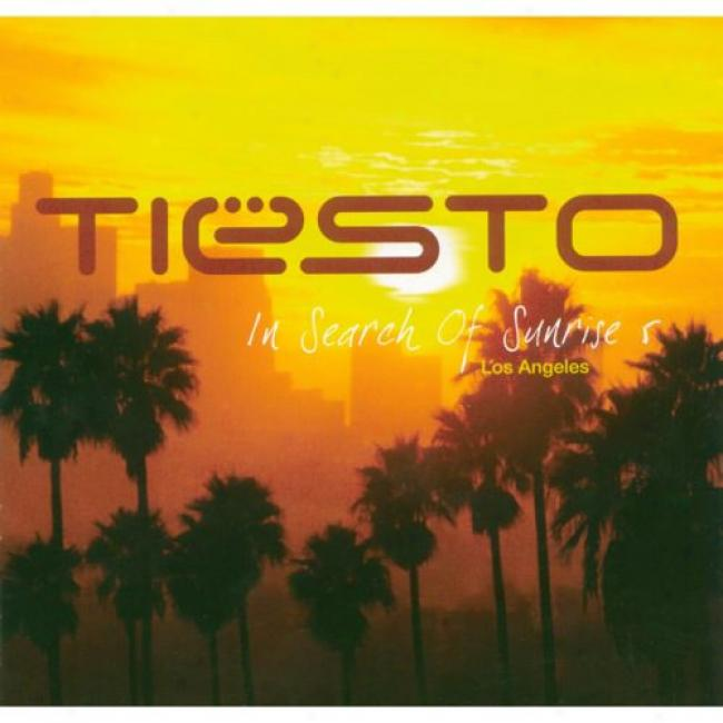 In Search Of Sunrise 5: Los Angeles (2cd) (cd Slipcase)