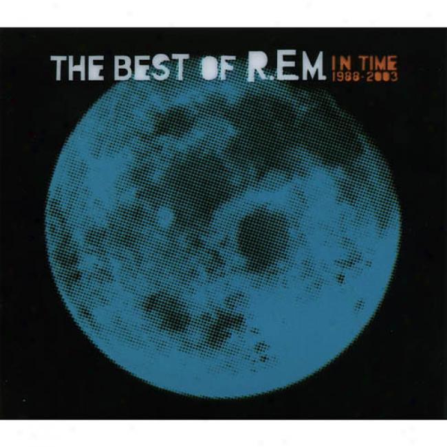 In Time: The Best Of R.e.m. 1988-2003 (Particular Edition) (2cd) (digi-pak) (cd Slipcase)