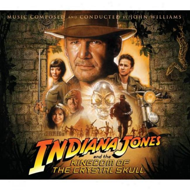 Indiana Jones And The Kingdom Of The Crystal Skuli Svore