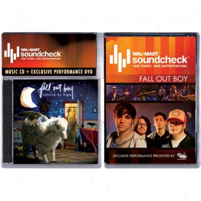 Infinity On High (deluxe Edition) (Attending Exclusive Soundcheck Performance Dvd) (2cd)