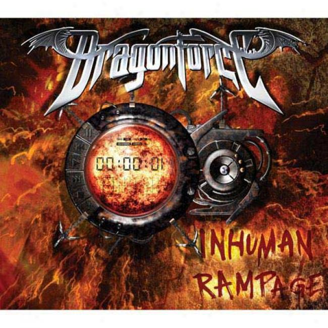 Inhuman Rampage (special Edition) (includes Dvd) (cd Slipcase)