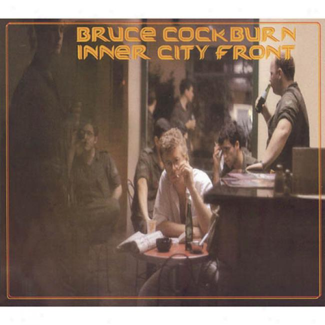 Inner City Front (deluxe Edition) (cd Slipcase) (remaster)