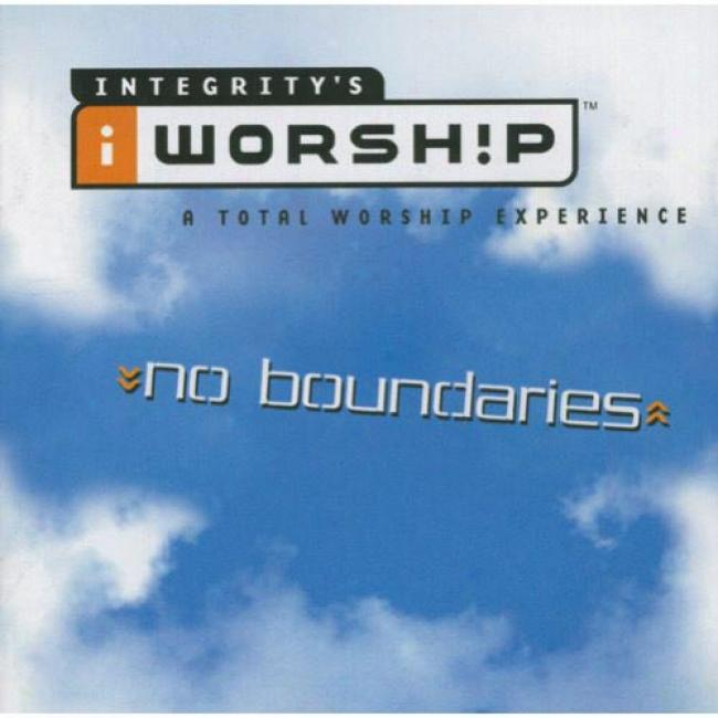 Integrity's I Worship: No Boundaries (2cd) (includes Dvd)