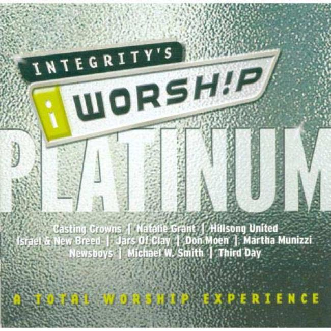 Integrity's I Worship: Platinum (2cd) (cd Slipcase)