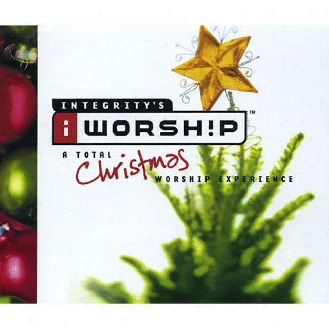 Integfity's Iworship:-A Total Christmas Worship Experience (2cd) (includes Bonus Dvd)