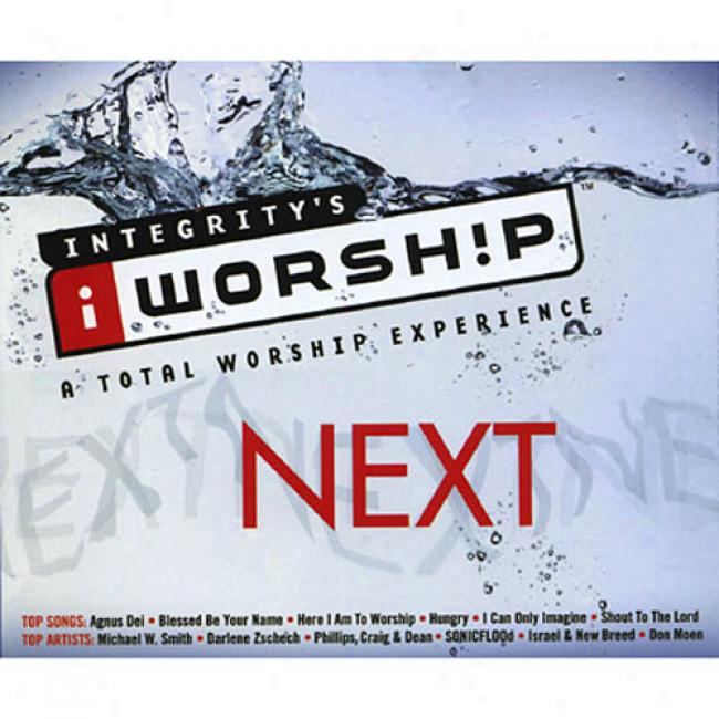 Integrity's Iworship: Next (2cd) (includes Dvd)