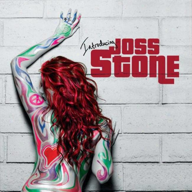 Introducing Joss Stone (deluxe Edition) (includes Dvd) (digi-pak)