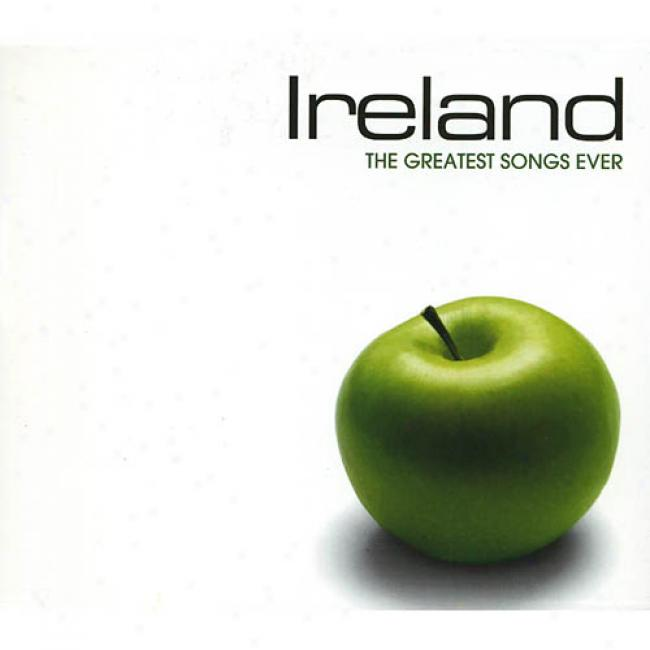 Ireland: The Greatest Songs Ever (cd Slipcase)