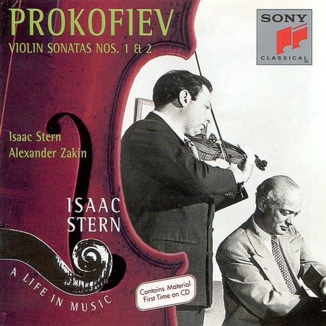 Isaac Stern - A Life In Music - Prokofiev: Violin Sonatas