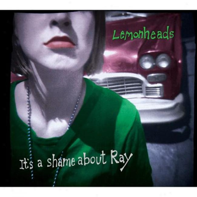 It's A Shame About Ray (collector's Impression) (includes Dvd) (cd Slipcase)