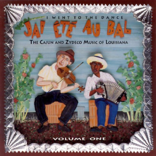 J'ai Ete Au Bal (i Went T oThe Dance), Vol.1 Soundtrack