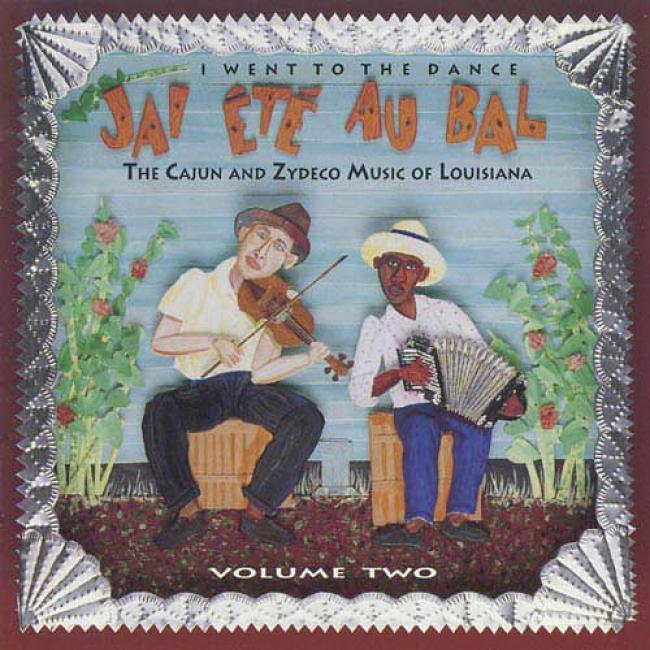 J'ai Ete Au Bal (i Went To The Dance), Vol.2 Soundtrack
