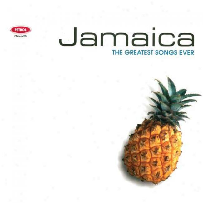 Jamaica: The Greatest Songs Ever (cd Slipcase)