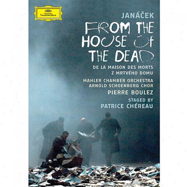 Janacek: From The House Of The Dead (music Dvd)