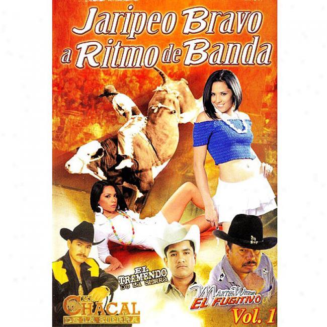 Jaripeo Brav oA Ritmo De Banda (music Dvd) (amaray Case)