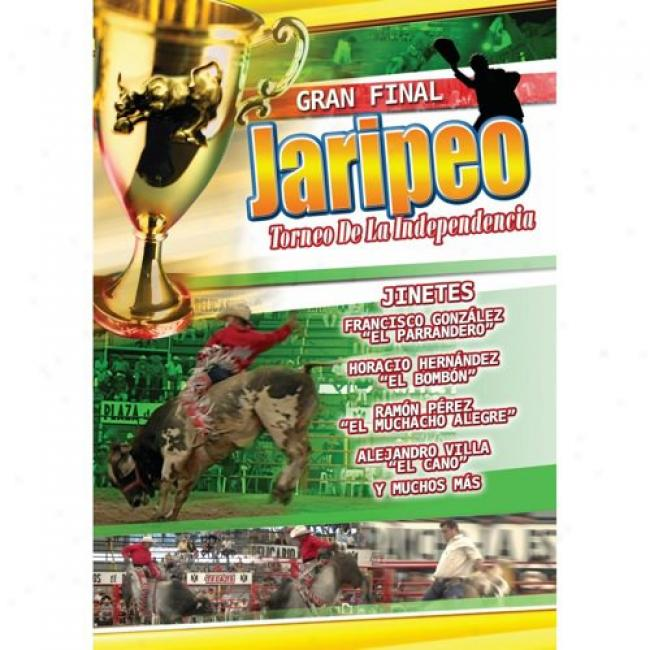 Jaripeo: Toreo De La Independencia (music Dvd) (amaray Case)
