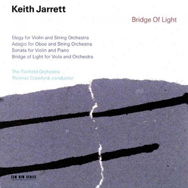 Jarrett: Bridge Of Light/crawford, Fai5field Orchestra