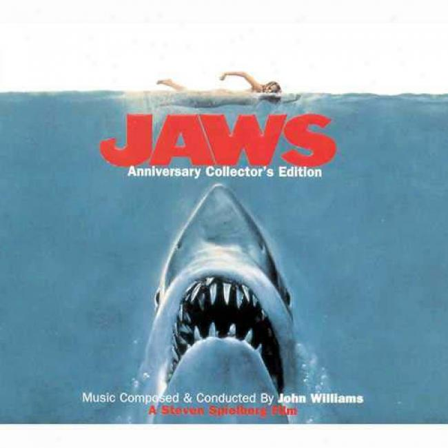 Jaws Score (25th Anniversary Edition) (digi-pak