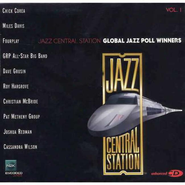 Jazz Central Station: Global Ja2z Poll Winners Vol.1