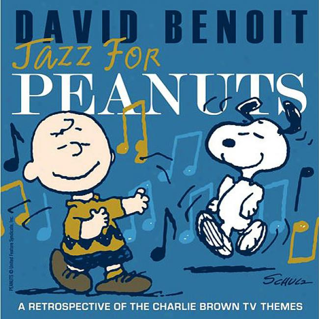 Jazz For Peanuts: A Retrospective Of The Charlie Brown Tv Themes