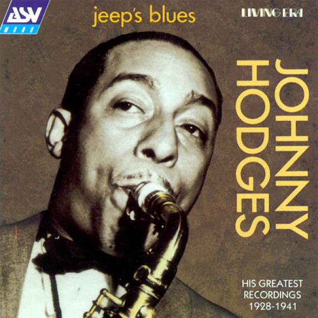 Jeep's Blues: His Greatest Recordings 1928-1941